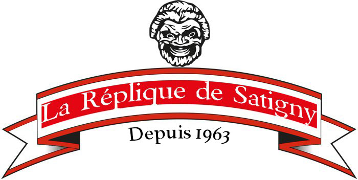 Replique logo banniere